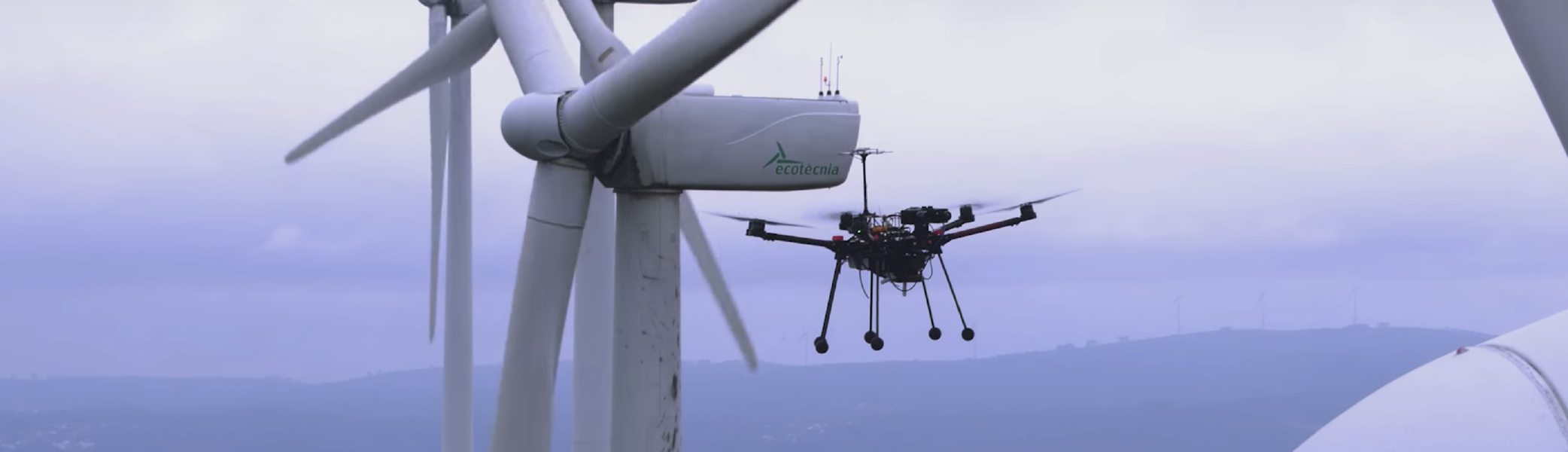 Customizable drone for inspection of electrical assets